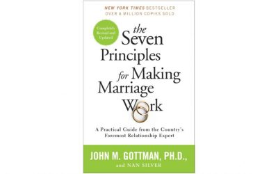 The 7 Principles For Making Marriage Work by John Gottman